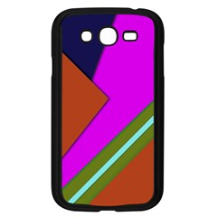 Geo Fun 13 Samsung Galaxy Grand DUOS I9082 Case (Black) by MoreColorsinLife