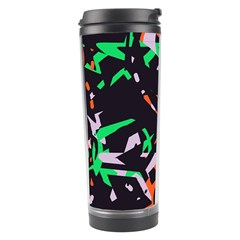 Broken Pieces Travel Tumbler by LalyLauraFLM