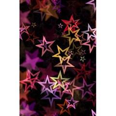 Sparkly Stars Pattern 5 5  X 8 5  Notebooks by LovelyDesigns4U