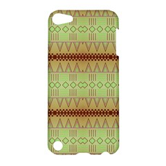 Aztec Pattern Apple Ipod Touch 5 Hardshell Case by LalyLauraFLM