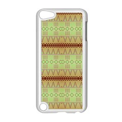 Aztec Pattern Apple Ipod Touch 5 Case (white) by LalyLauraFLM