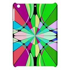 Distorted Flower Apple Ipad Mini Hardshell Case by LalyLauraFLM