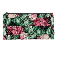 Luxury Grunge Digital Pattern Pencil Cases by dflcprints