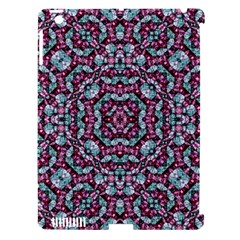 Luxury Grunge Digital Pattern Apple Ipad 3/4 Hardshell Case (compatible With Smart Cover) by dflcprints