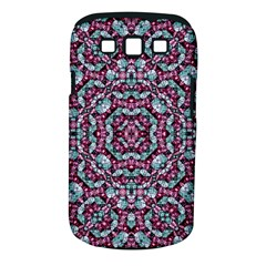 Luxury Grunge Digital Pattern Samsung Galaxy S Iii Classic Hardshell Case (pc+silicone) by dflcprints