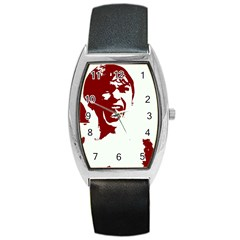 Psycho Barrel Metal Watches by icarusismartdesigns