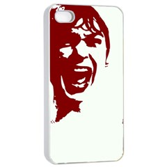 Psycho Apple Iphone 4/4s Seamless Case (white) by icarusismartdesigns