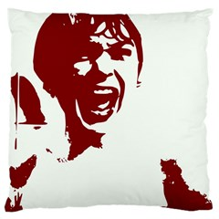 Psycho Large Cushion Cases (two Sides)  by icarusismartdesigns