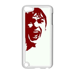 Psycho Apple Ipod Touch 5 Case (white) by icarusismartdesigns