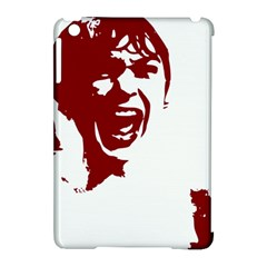 Psycho Apple Ipad Mini Hardshell Case (compatible With Smart Cover) by icarusismartdesigns