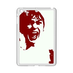 Psycho Ipad Mini 2 Enamel Coated Cases by icarusismartdesigns
