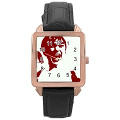 Psycho Rose Gold Watches by icarusismartdesigns