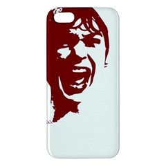 Psycho Apple Iphone 5 Premium Hardshell Case by icarusismartdesigns
