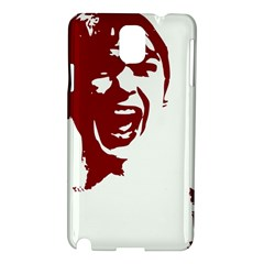 Psycho Samsung Galaxy Note 3 N9005 Hardshell Case by icarusismartdesigns