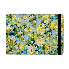Vintage Floral Pattern Ipad Mini 2 Flip Cases by LovelyDesigns4U