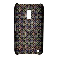 Multicolored Ethnic Check Seamless Pattern Nokia Lumia 620 by dflcprints