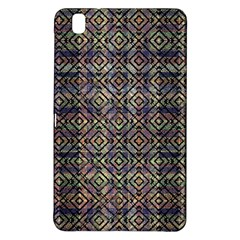 Multicolored Ethnic Check Seamless Pattern Samsung Galaxy Tab Pro 8 4 Hardshell Case by dflcprints