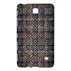 Multicolored Ethnic Check Seamless Pattern Samsung Galaxy Tab 4 (8 ) Hardshell Case  by dflcprints