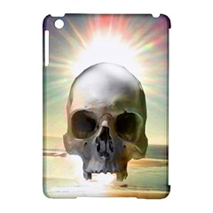 Skull Sunset Apple Ipad Mini Hardshell Case (compatible With Smart Cover) by icarusismartdesigns