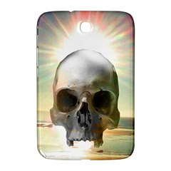 Skull Sunset Samsung Galaxy Note 8.0 N5100 Hardshell Case  by icarusismartdesigns