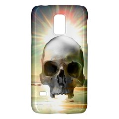 Skull Sunset Galaxy S5 Mini by icarusismartdesigns