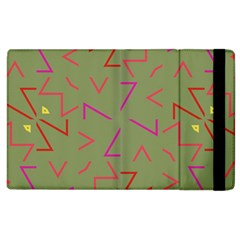 Angles Apple Ipad 2 Flip Case by LalyLauraFLM