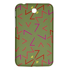 Angles Samsung Galaxy Tab 3 (7 ) P3200 Hardshell Case  by LalyLauraFLM