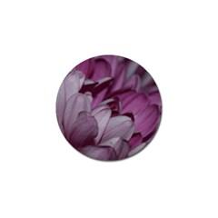 Purple! Golf Ball Marker by timelessartoncanvas