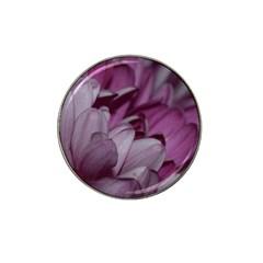 Purple! Hat Clip Ball Marker by timelessartoncanvas
