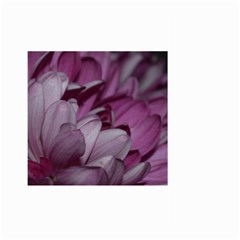 Purple! Large Garden Flag (two Sides) by timelessartoncanvas