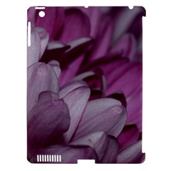 Purple! Apple Ipad 3/4 Hardshell Case (compatible With Smart Cover) by timelessartoncanvas
