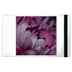 Purple! Apple Ipad 3/4 Flip Case by timelessartoncanvas