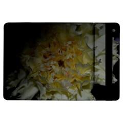 Yellow Flower Ipad Air Flip by timelessartoncanvas