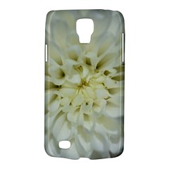 White Flowers Galaxy S4 Active by timelessartoncanvas