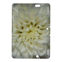 White Flowers Kindle Fire Hdx 8 9  Hardshell Case by timelessartoncanvas