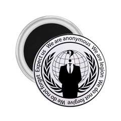 Anonymous Seal  2 25  Magnets by igorsin