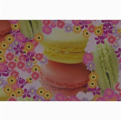 Macaroons And Floral Delights Collage 12  X 18  by LovelyDesigns4U