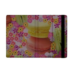 Macaroons And Floral Delights Ipad Mini 2 Flip Cases by LovelyDesigns4U