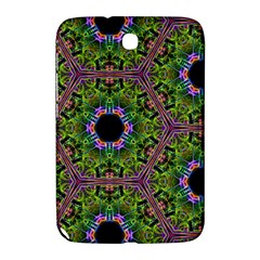 Repeated Geometric Circle Kaleidoscope Samsung Galaxy Note 8 0 N5100 Hardshell Case  by canvasngiftshop