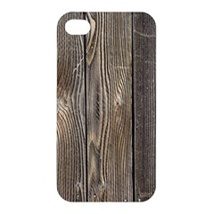 Wood Fence Apple Iphone 4/4s Hardshell Case by trendistuff