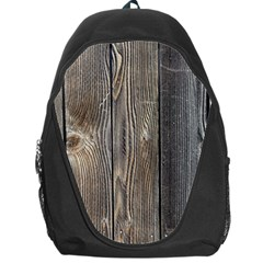 Wood Fence Backpack Bag by trendistuff