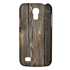 Wood Fence Galaxy S4 Mini by trendistuff