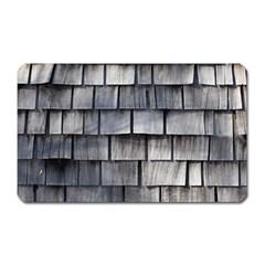 Weathered Shingle Magnet (rectangular)