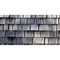 Weathered Shingle You Are Invited 3d Greeting Card (8x4)