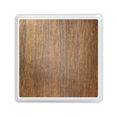 Walnut Memory Card Reader (square)  by trendistuff