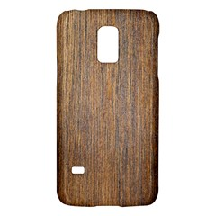 Walnut Galaxy S5 Mini by trendistuff