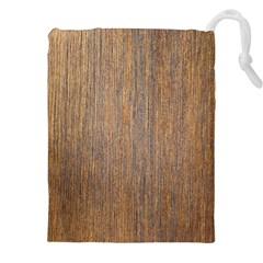 Walnut Drawstring Pouch (xxl) by trendistuff