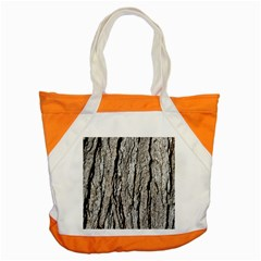 TREE BARK Accent Tote Bag  by trendistuff