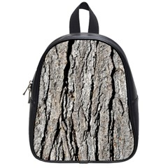 Tree Bark School Bags (small)  by trendistuff