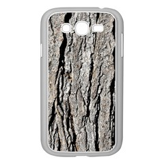 Tree Bark Samsung Galaxy Grand Duos I9082 Case (white) by trendistuff